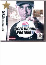 DS Tiger Woods PGA Tour - Golf  x Ds/Ds lite/Dsi/Xl e 3ds - Nuovo !