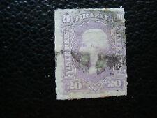 BRESIL - timbre yvert et tellier n° 38 obl (A23) stamp brazil