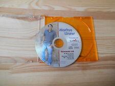 CD Schlager Markus Linzer - Damenwahl (1 Song) Promo UMG UNITED MEDIA cd only