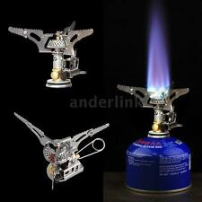 Portable Outdoor Butane Picnic Propane Burner Foldable Camping Gas Stove 3000W