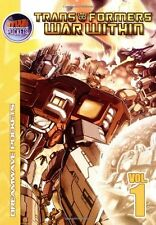 Dreamwave Pockets Transformers: The War Within 1 TPB Paperback – 2004