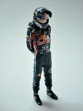 1/18 FIGURE SEBASTIAN VETTEL WORLD CHAMPION 2011 F1 FIGURINO