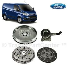 GENUINE FORD FLYWHEEL CLUTCH & CSC TRANSIT MK8 2.2 6 SPEED FRONT WHEEL DRIVE