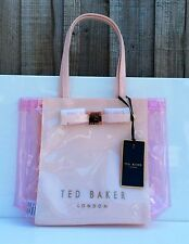 BRAND NEW Ted Baker LONDON Small Pink TOTE Shopper Bag