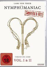 2 DVD-Box ° Nymphomaniac - Vol. I + II ° NEU & OVP ° [1 & 2]