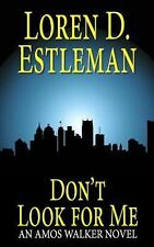 Don't Look for Me (Thorndike Press Large Print Mystery Series)