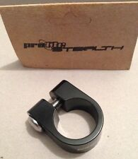 NOS Pro Lite Stealth Seat Clamp Mid school bmx seat clamp