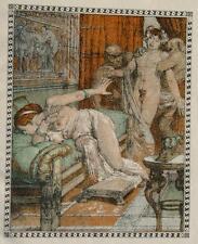 Alexander Rothaug Akt Erotik Knabe boy Sklave gay Pasolini  nude Jugendstil Wien