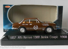 Alfa Romeo 1300 Junior Coupe 1960 Limited Edition 25 Year Anniversary Model