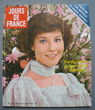 ►JOURS DE FRANCE 1218-78-DENISE FABRE-FRANCE GALL-CHANTAL GOYA-PIERRE CARDIN...