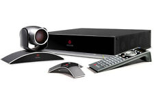 Polycom HDX 9000 720P EE Camera, Mic, and Cables