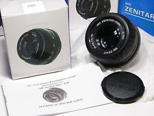 Zenitar-M2s MC 2/50mm For all Cameras with M42 Mount Brand new in BOX