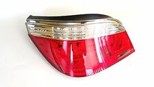OEM BMW LCI E60 Rear HELLA Left Tail stop light Lamp Laps 2007 - 2010