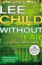 Without Fail 6 by Lee Child (2013, Paperback)