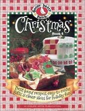 2002 Gooseberry Patch Christmas  Book 4  ~ Recipes Crafts Clever Gift Ideas