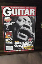 Muddy Waters GUITAR The Magazine September 1996 Vol. 6 No.10