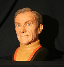Lost in Space Doctor Smith 3/4 Scale Bust / Irwin Allen B9 Dr LIS Jupiter 2 II