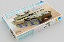 Trumpeter - B1 Centauro AFV Early with Upgrade Armour inkl.Ätzteile - 1:35 NEU