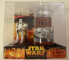 Star Wars Clone Trooper Cup Glass - Target Exclusive - Sealed MIB