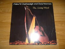 MAIRE NI CHATHASAIGH & CHRIS NEWMAN The living wood Green linnet SIF 1090