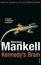 Kennedy's Brain by Henning Mankell (Paperback, 2009)