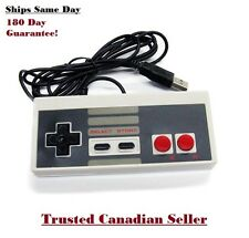Retro Nintendo NES USB PC/MAC Controller - New! Plug n' Play - Canadian Seller!