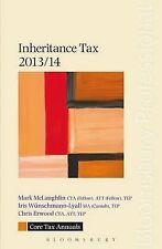 Inheritance Tax 201314 (Core Tax Annuals)