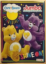 Care Bears Jumbo Coloring and Activity Book New Shine On!