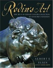 Rodin's Art: The Rodin Collection of Iris & B. Gerald Cantor Center of-ExLibrary