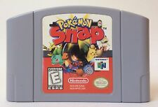 Nintendo 64 N64 Pokemon Snap Video Game Cartridge