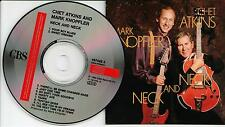 Chet Atkins And Mark Knopfler – Neck And Neck CD Album 1990
