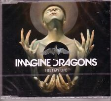 "IMAGINE DRAGONS ""I bet my Life"" 2 Track CD"