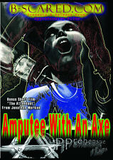 Amputee with an Axe (2013, DVD NIEUW) DVD-R