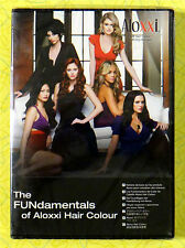 The Fundamentals of Aloxxi Hair Colour  New DVD Movie Chroma Color Styling Video