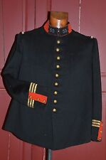 VAREUSE Mle 1893 CAPITAINE  55° REGIMENT D'ARTILLERIE-FRENCH OFFICER JACKET 1914