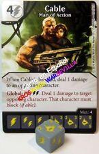 039 CABLE Un hombre de acción (039 Cable) ESPAÑOL DICE MASTERS UNCANNY X-MEN