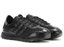 Y-3 Yohji Yamamoto Adidas Rhita Trainers Sneakers in Black Size US 8 / UK 6.5
