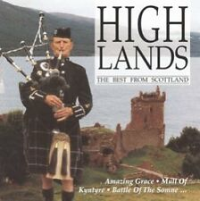 Claymore Pipes and Drums Best from Scottland [CD]