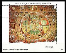 Spain - 1980 Wall carpet Mi. Bl. 22 MNH