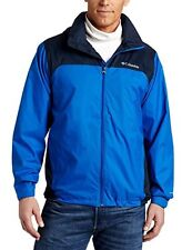 Columbia Glennaker Lake Rain Jacket Men's 1X XL Hooded $75 Water Repellent