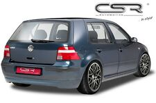 CSR - VW GOLF MK4 98-06 ABS PLASTIC REAR BUMPER LIP SPOILER