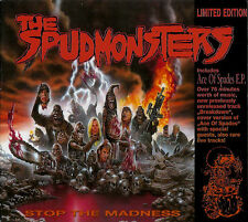 THE SPUDMONSTERS - Stop The Madness  [Ltd.Digi]