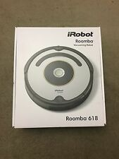 iRobot Roomba 618 Robotic Vacuum Cleaner - NEW