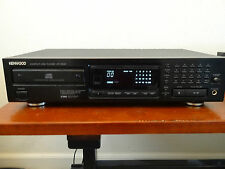 Kenwood CD Player DP-3020 20 Disc Skate Disc Loading 8x Over Sampling - Broken