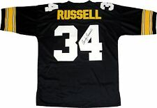 Andy Russell Autographed Pittsburgh Steelers Mitchell & Ness NFL Jersey- JSA COA