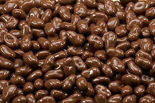 SUGAR FREE MILK CHOCOLATE RAISINS - 1lbs