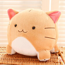 12'' Cute Anime Poyopoyo Kansatsu Nikki Plush Neko Doll Cat Cosplay Animal Toy