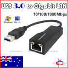 USB 3.0 Gigabit Network LAN Adapter 1000Mbps Ethernet for MacBook Air Pro & PC