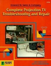 Complete Projection TV Troubleshooting & Repair-ExLibrary