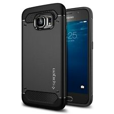 Spigen Galaxy S6 Case Capsule Ultra Rugged Black (PET)